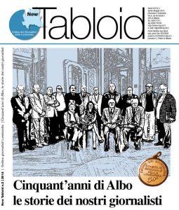 Cinquant'anni di Albo – Le storie dei nostri giornalisti