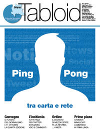 Ping Pong tra carte e rete
