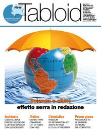 Scienza e clima – effetto serra in redazione