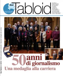 50 anni di giornalismo una medaglia alla carriera