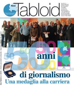 50 anni di giornalismo. Una medaglia alla carriera
